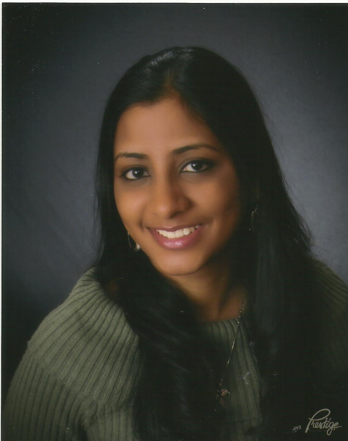 Vaishali Goyal Wins SABA GB 2016 Legal Intern Fellowship