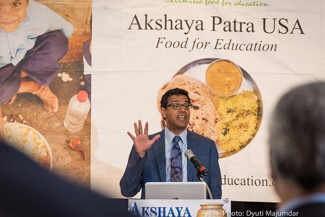 Akshaya Patra Boston Gala Raises Funds And Celebrates Program's 10th Anniversary