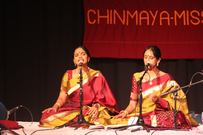 Double Header Concerts By Renowned Artists From India At The Chinmaya Mission, Boston