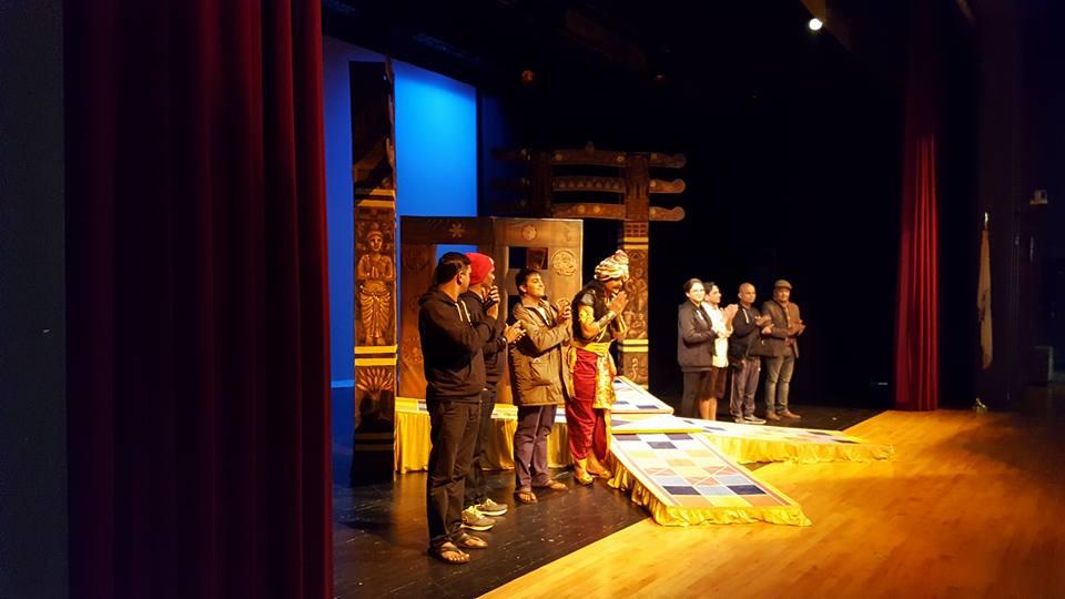 Chanakya - Riveting Classical Theater