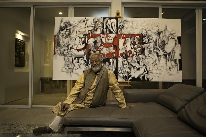 In Conversation With Legendary Artist  Dhiraj Chaudhury