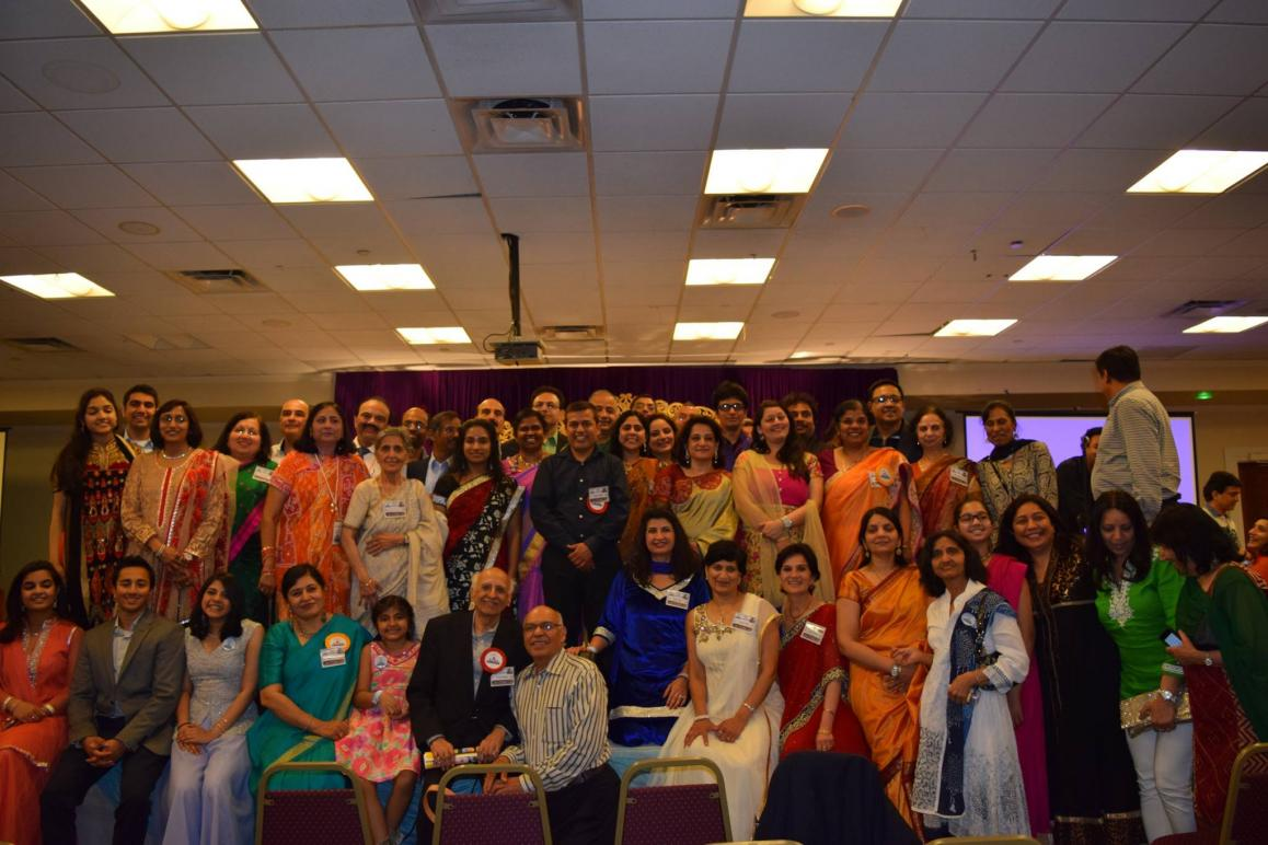 Amazing Artistry At Ekal Event