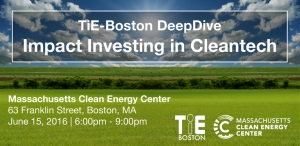 Impact Investing In Cleantech