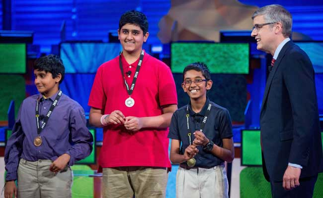 Saketh Jonnalagadda, 14, From MA Runner-Up At National Geographic Bee