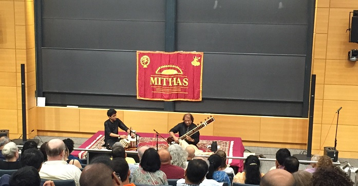 Poetry In Motion – Melodious Sitar Recital By Pandit Nayan Ghosh