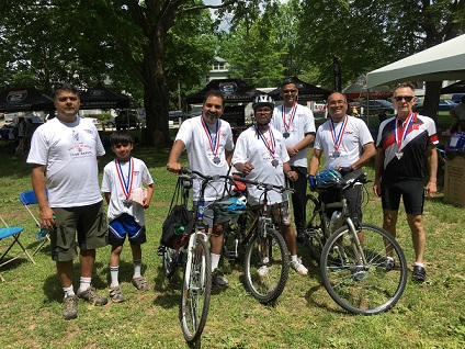 Team Maruti Bikes For Dharma In Support Of Veterans Again