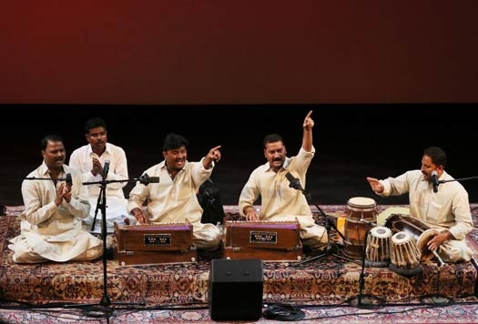 PEM Presents Qawwali Devotional Music From The Sufi Traditions Of Pakistan
