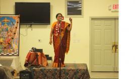 Harikatha Kalakshepam - Smt Savitri Jayanthi Enthralls