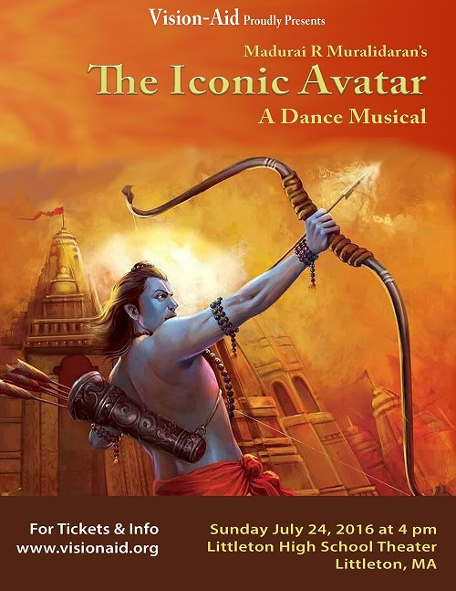 Vision Aid Presents The Iconic Avatar