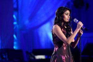 Sonika Vaid To Sing National Anthem At Red Sox Game