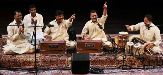 A Sufi Quawwali Concert Spreads The Message Of Divine Love!