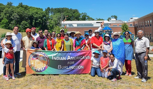 IAB Participates In Burlington Town Parade