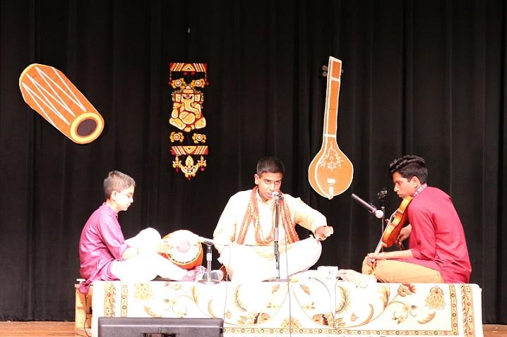 Sai Balabhadrapatruni's Graduation Concert