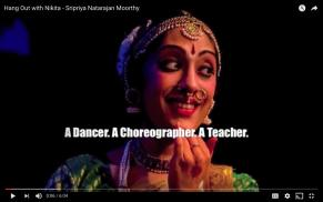 Sripriya - A Dancer Choreographer