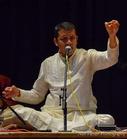 """I Would Like To Be Known As A Versatile Artist!"" Says Hindustani Vocalist Shri Bala Chandra Prabhu"