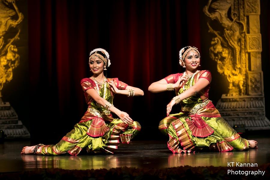 Arangetram: Keerthana And Lasya Dutta