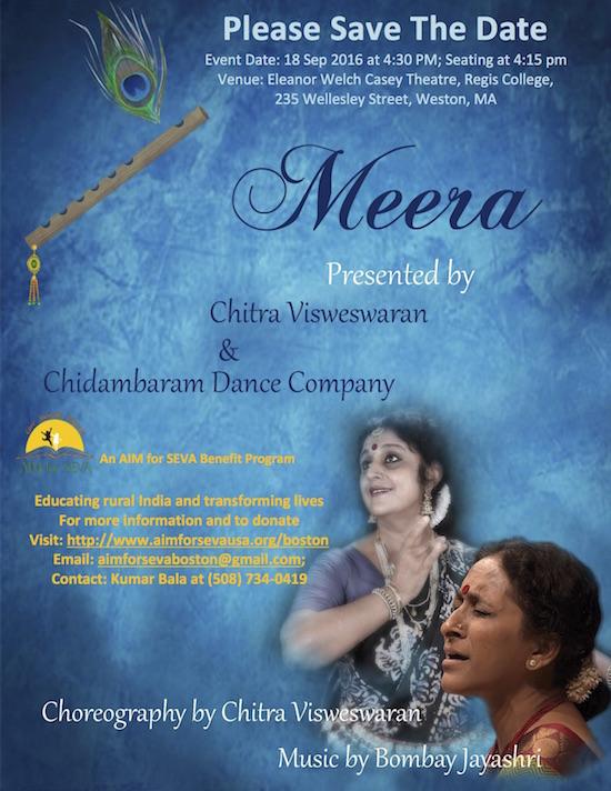 Meera - Bombay Jayashree And Chitra Visweswaran