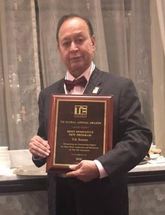 ScaleUp Wins Most Innovative New Program Award At TiE Global Retreat!