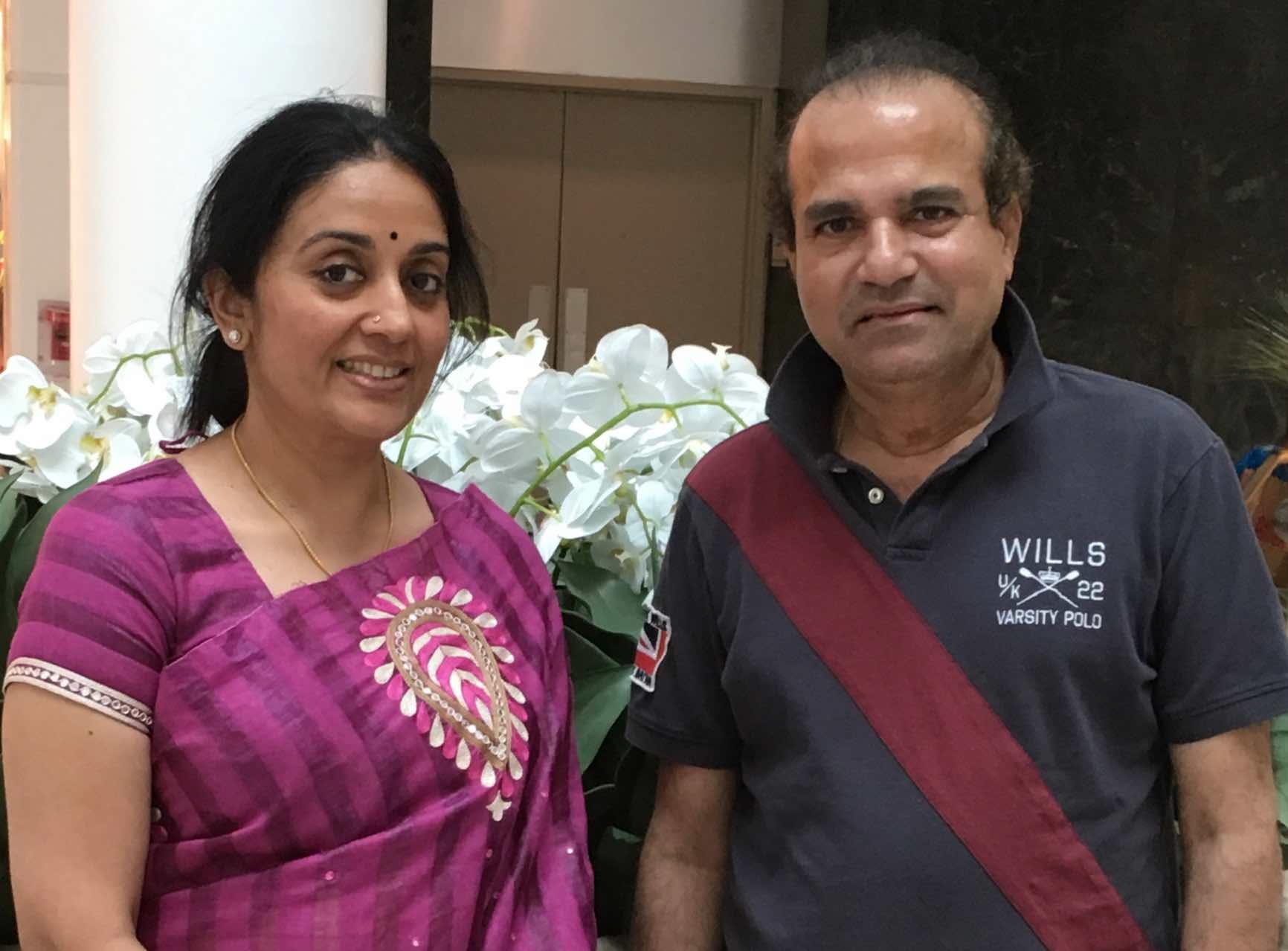 Lokvani Talks To Suresh Wadkar And Anuradha Palakurthi