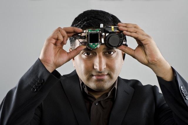 Ramesh Raskar Awarded $500,000 Lemelson-MIT Prize