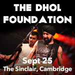 The Dhol Foundation At The Sinclair