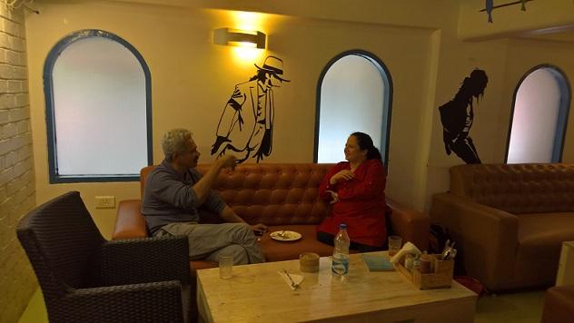 Sunayana Kachroo In Conversation With Atul Kulkarni