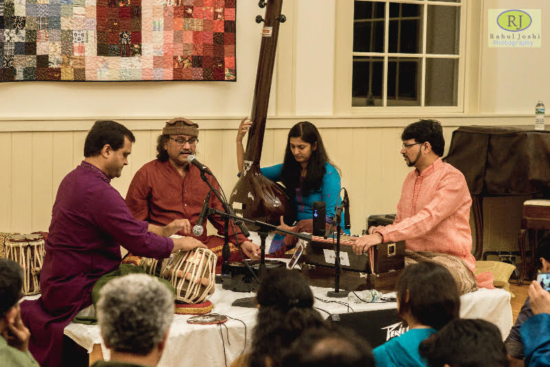 Memorable Hindustani Classical Vocal Concert By Pandit Raghunandan Panshikar