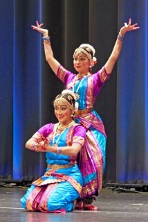 Arangetram: Shruti Das And Srimayi Chaturvedula