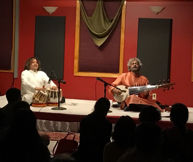 Captivating Melodies On The Sarod By Pandit Debojyoti Bose