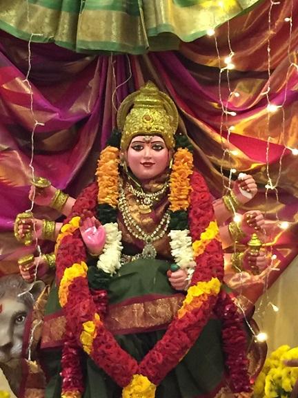 Garba-Batukamma-Dussera-Baba Maha Samadhi Pooja At NESSP