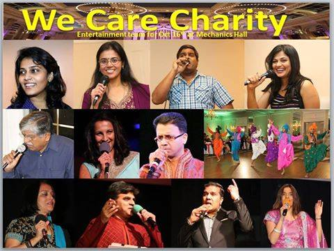 3rd Annual We Care Charity Fundraiser