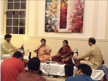 Diwali Hindustani Music Concert Binds Music Lovers In A Spell