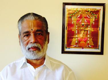 In Conversation With M. Santhanakrishna Bhagavathar