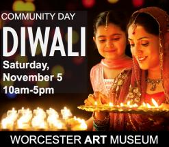 Diwali At Worcester Art Museum