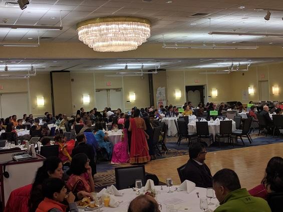 Chinmaya Mission Celebrates Diwali
