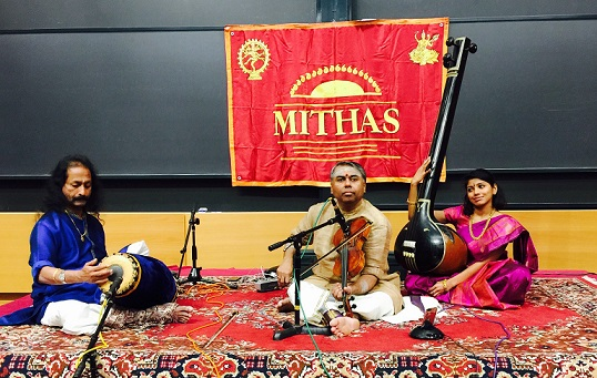 R. K. Shriramkumar At MITHAS – A Sublime Journey