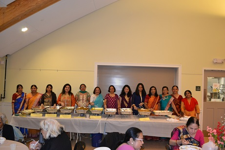 Friends Of Indian Senior Citizens Organization Holds Its Annual Diwali Dinner Celebration