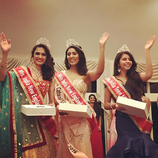 Fatima Armaghan, Soumya Dharmateja And Saniya Palia Crowned At