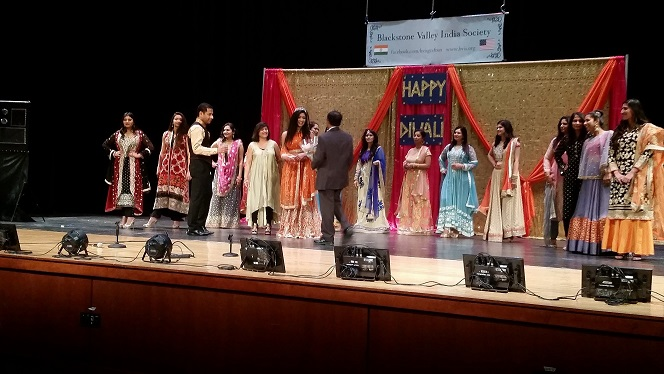 Blackstone Valley India Society Celebrates Diwali