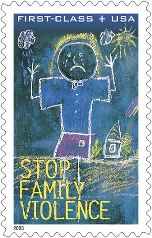 Forever Domestic Violence Awareness Stamp Proposed