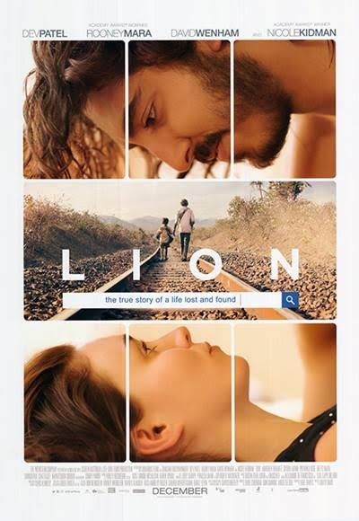 LION Roars With Four Golden Globe Nominations
