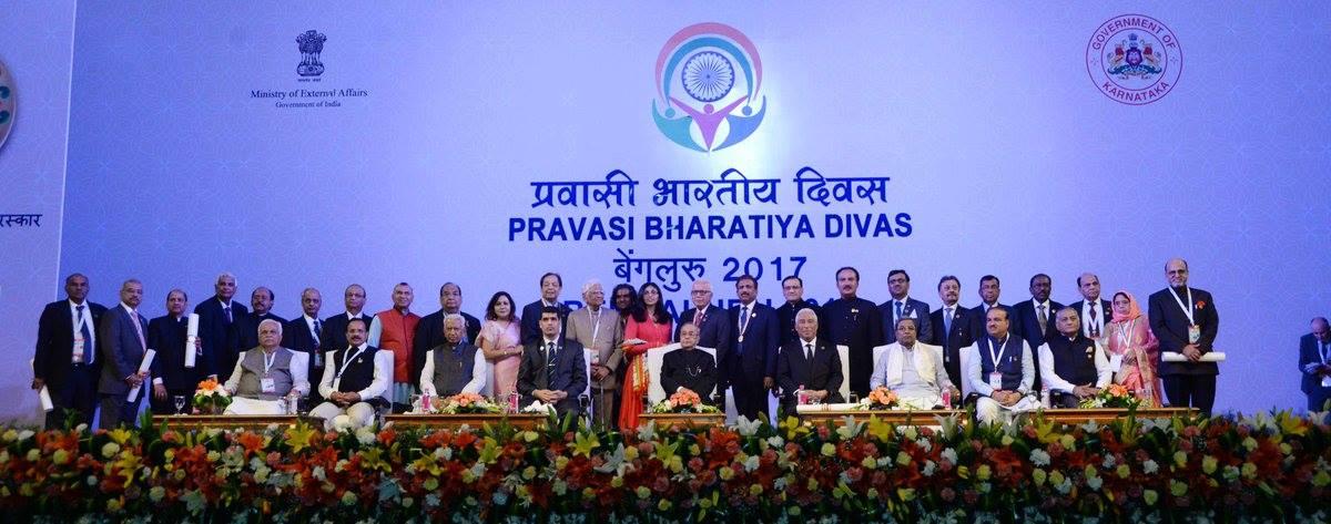 Ekal USA Founder Wins Pravasi Bharatiya Samman