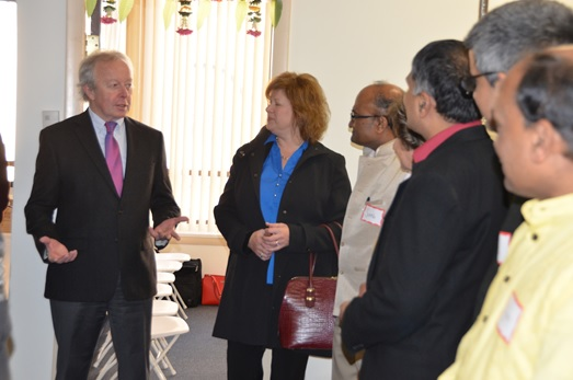 Dharma Center Of America Hosts Inauguration Of A New Food Pantry In Lowell