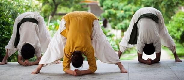 Angamardana - Mastering Your Limbs