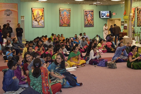 NESSP Celebrated Makar Sankranthi, Bhogi And Kids Vocal Performances