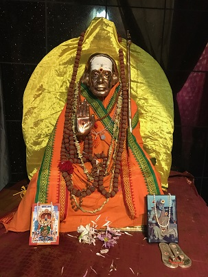 Consecration Of New Deities  At The  Hindu Temple Of New Hampshire