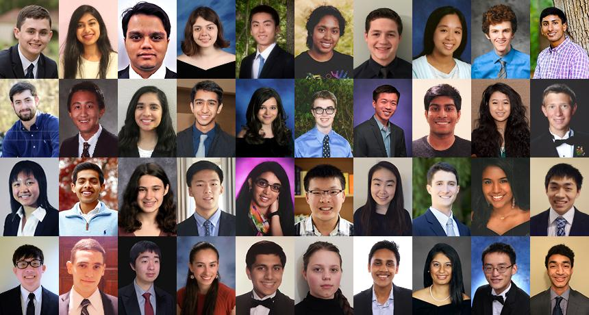 Thirteen Indian American Students Named Regeneron Science Talent Search Finalists