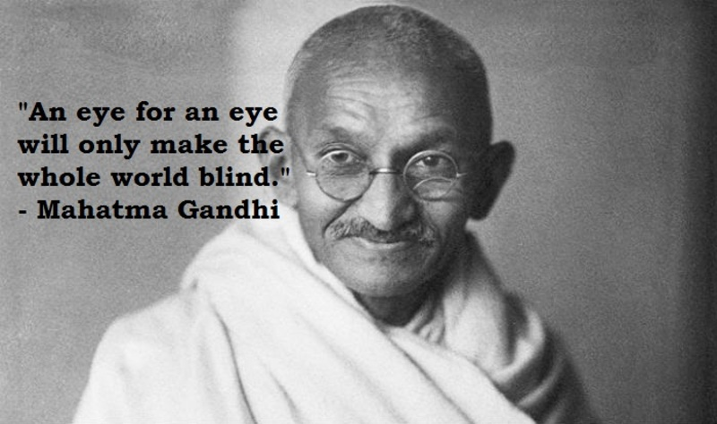Remembering Mahatma Gandhi: The Quotes That Spark The Inspiration To Carry On In Life