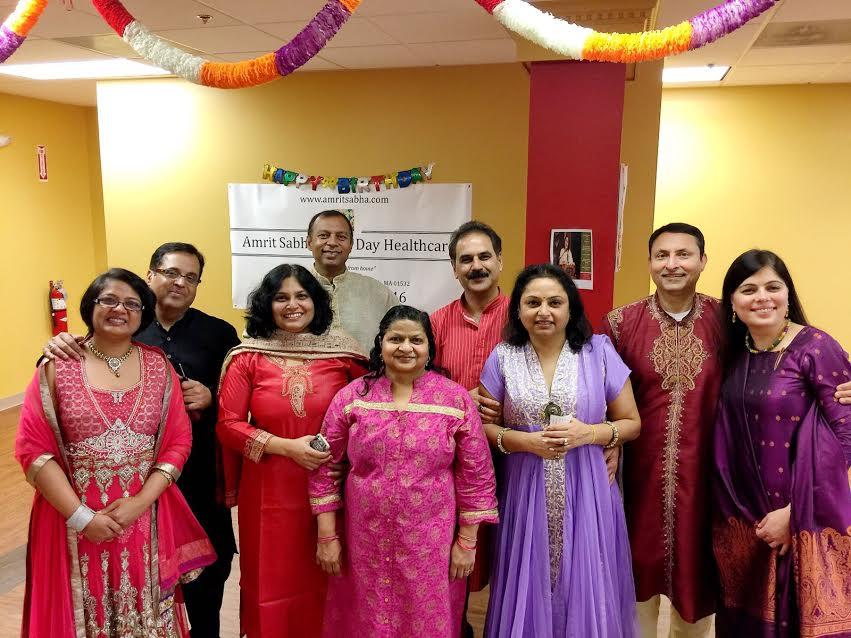 Swaranjali Performs At Amrit Sabha