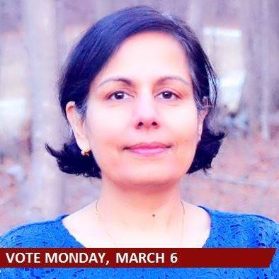 In Conversation With Neerja Bajaj, For Lexington School Committee